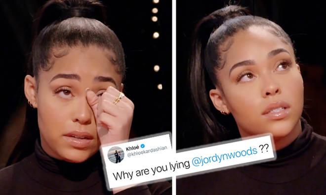 Jordyn Woods branded a liar by Khloe Kardashian after Red Table Talk interview