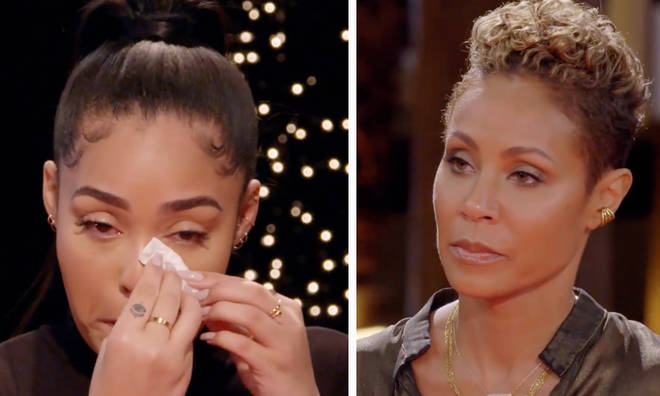 Jordyn Woods cried as she revealed what really went down.