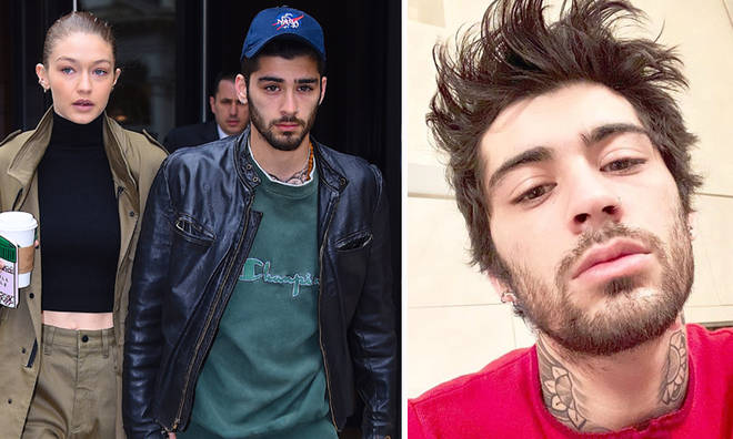Zayn Tweets Amp Deletes He Loves Gigi Hadid Confusing