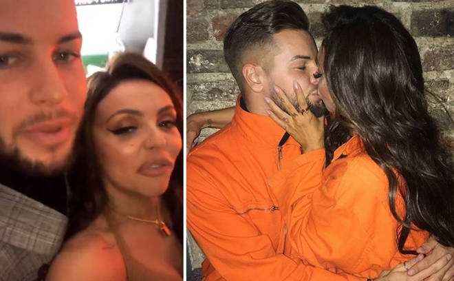 Jesy Nelson & Chris Hughes are in love!