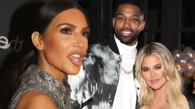 Kim Kardashian is solely blaming Tristan Thompson for cheating on Khloe.