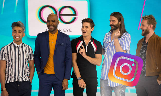 Queer Eye's Fab Five are back on 1 November