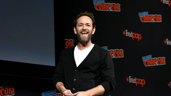 Luke Perry sadly passed away after suffering from a stroke