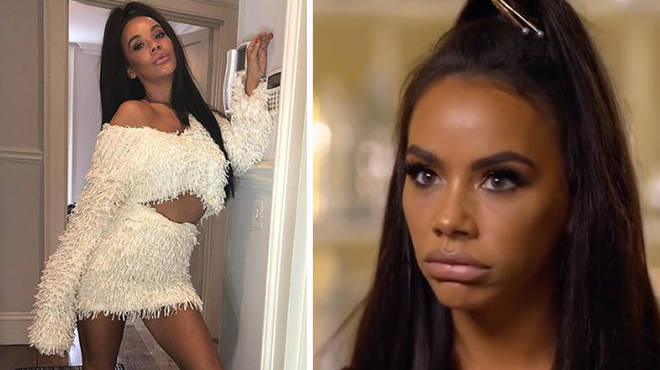 Chelsee Healey isn't going down well with Celebs Go Dating viewers.