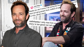 People share their stories of Luke Perry's extraordinary kindness