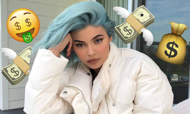 Kylie Jenner has an incredible net worth