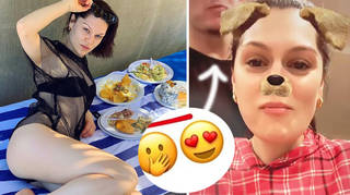 Jessie J shares sweet private messages from Channing Tatum