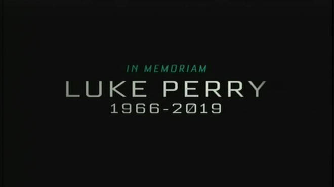 Riverdale paid tribute to Luke Perry in the first episode since his death.