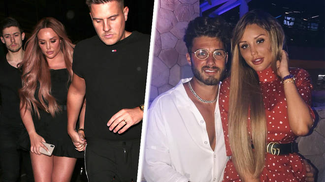 "Charlotte Crosby ended her night out by crying about everyone ""betraying"" her."