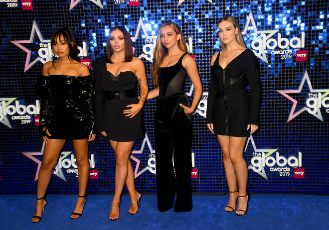 Little Mix are at the 2019 Global Awards