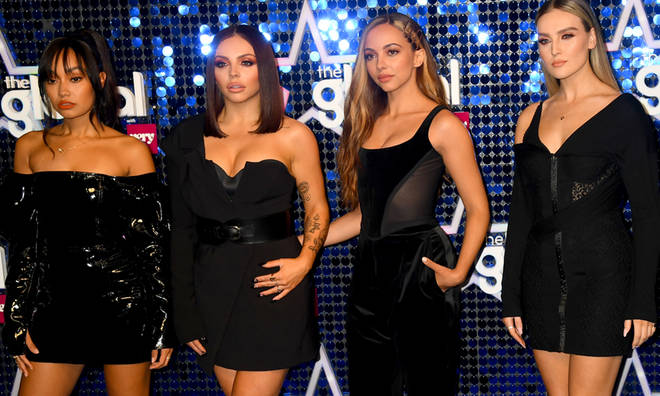 Little Mix have arrived at the 2019 Global Awards