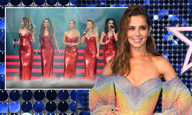 Cheryl said she hasn't ruled out a Girls Aloud reunion in future