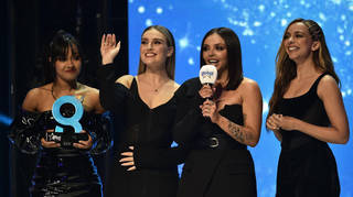 Little Mix are one of The Global Awards' biggest winners!