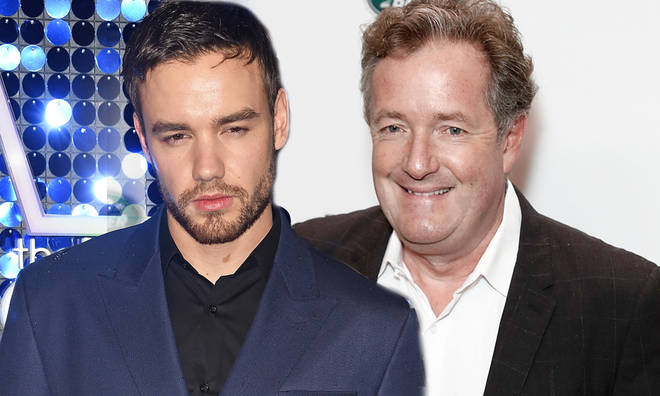 Liam Payne addressed what went down with Piers Morgan