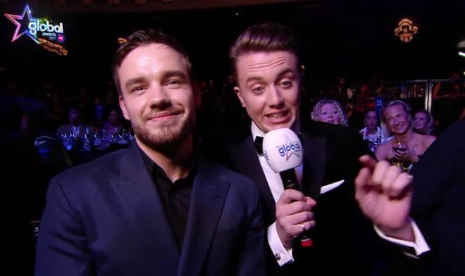 Liam Payne was grilled by Roman Kemp over his Twitter beef with Piers Morgan