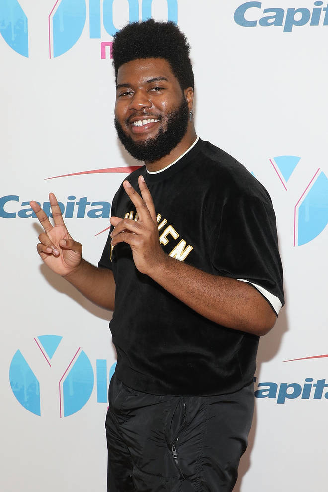 Khalid wins Best RnB, Hip Hop & Grime