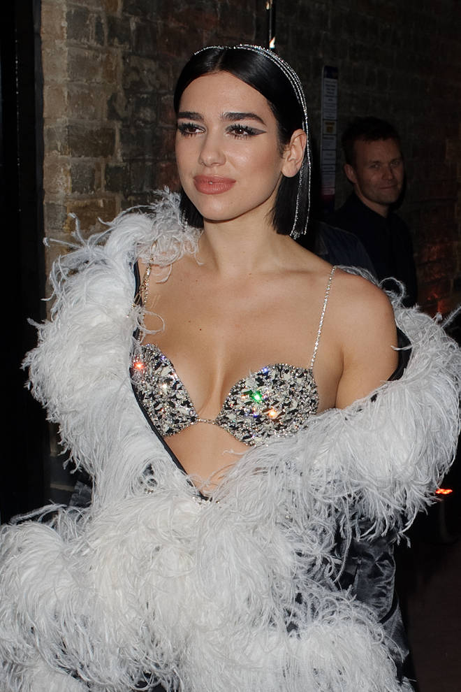 Dua Lipa wins Best Female.