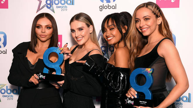 Little Mix win big at The Global Awards 2019.