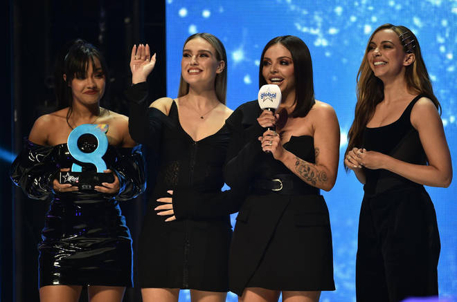 Little Mix win Best Song.