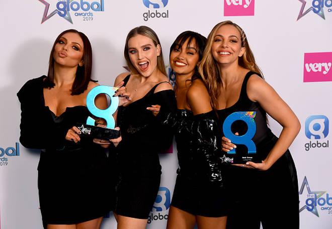 Little Mix have smashed awards season!