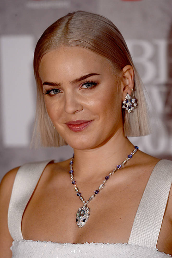 Anne-Marie won big at the Global Awards last night