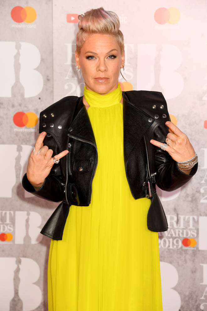 Pink refused to be pitted against Lady Gaga after her Super Bowl performance