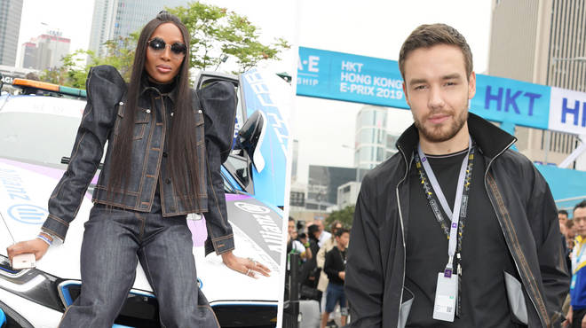 Naomi Campbell and Liam Payne have been hanging out again.