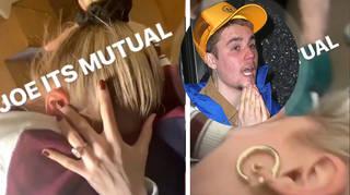 Justin Bieber discovers Hailey Baldwin was a Jonas Brothers fan