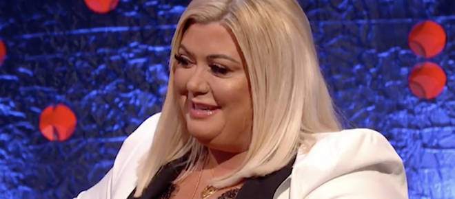 Gemma Collins revealed her singing plans on Jonathan Ross' show