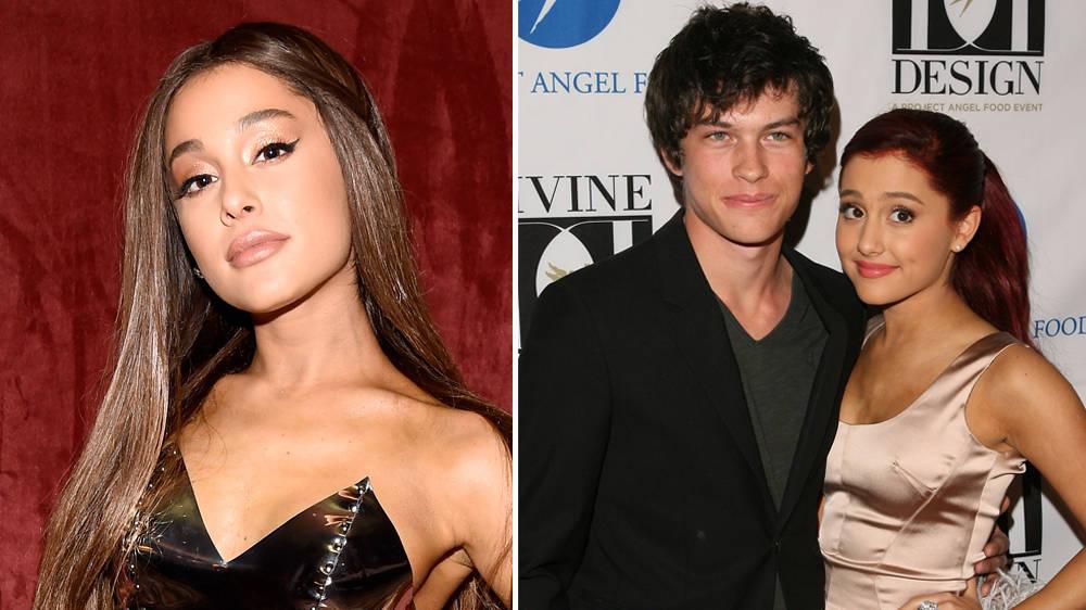 Ariana Grande And Ex Graham Phillips Reunite For Catch Up ...Graham Phillips And Ariana Grande Tumblr
