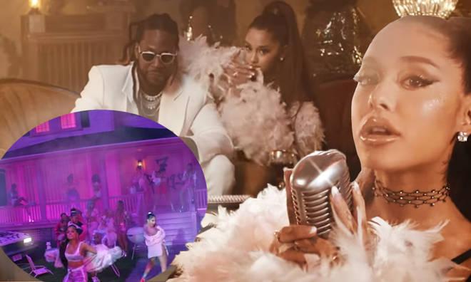 e955bdf41c Ariana Grande   2 Chainz Collaborate On  Rule The World  Putting 7 ...