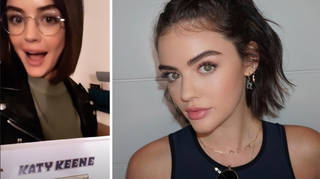 Lucy Hale has been confirmed to take the title character in new series Katy Keene.