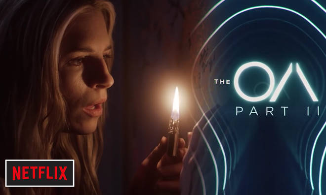 The OA returns to Netflix on March 22nd
