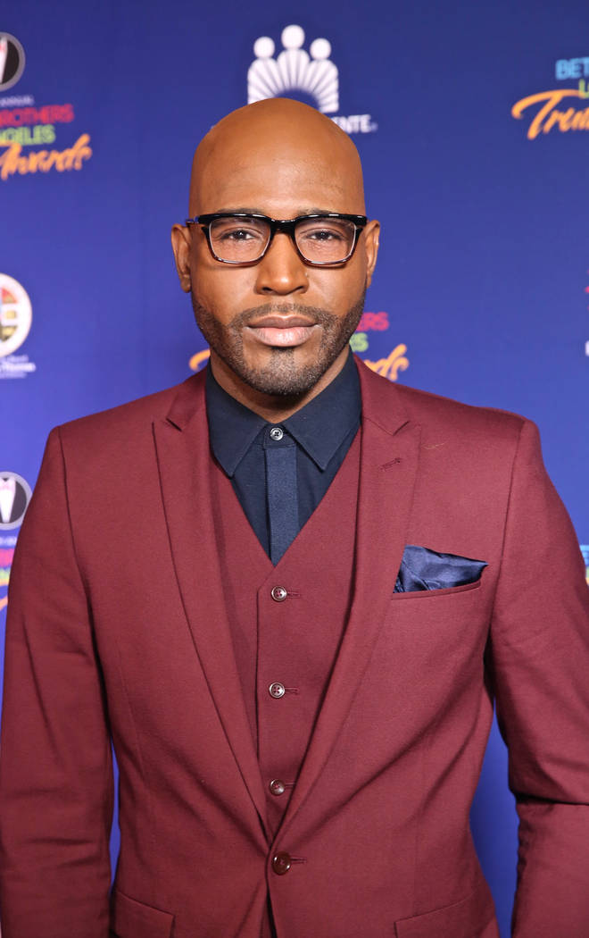 Queer Eye's culture expert Karamo Brown has returned to our screens