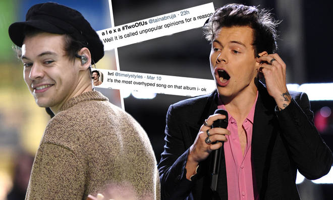 Harry Styles unpopular opinion thread on Twitter has fans telling truths
