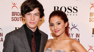 Graham Phillips and Ariana Grande dated for three years