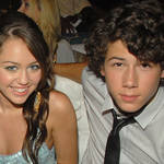 Miley Cyrus and Nick Jonas dated for two years from 2006