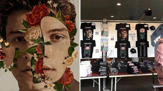 Shawn Mendes has a huge selection of merchandise for his current tour