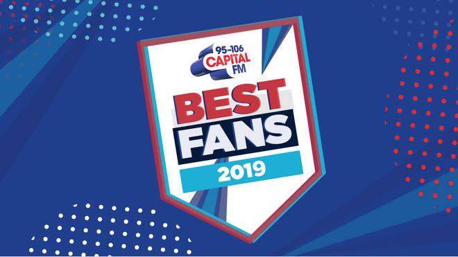 Capital's Best Fans 2019