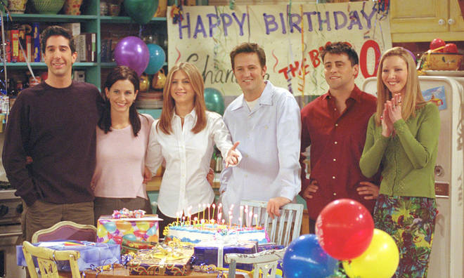 FriendsFest will allow you to get up close to the iconic Friends memorabilia
