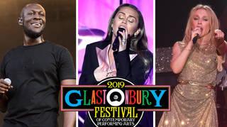 Glastonbury festival's 2019 line-up has been revealed