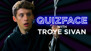 Troye Sivan takes our brand new quiz - 'Quizface'