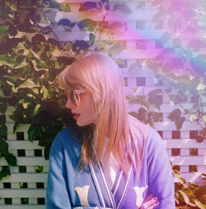 Taylor Swift has been posting a lot about butterflies recently