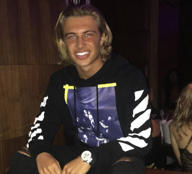 Model Jayden Beales also joins the TOWIE line-up