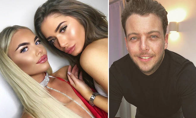 Diags asked viewers to 'be positive' about the new TOWIE cast members