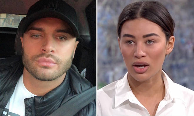 Montana Brown appeared on This Morning to discuss close friend Mike Thalassitis