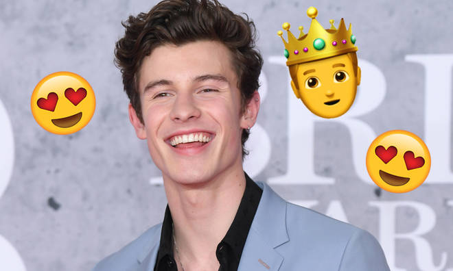 Shawn Mendes is being compared to Prince Eric