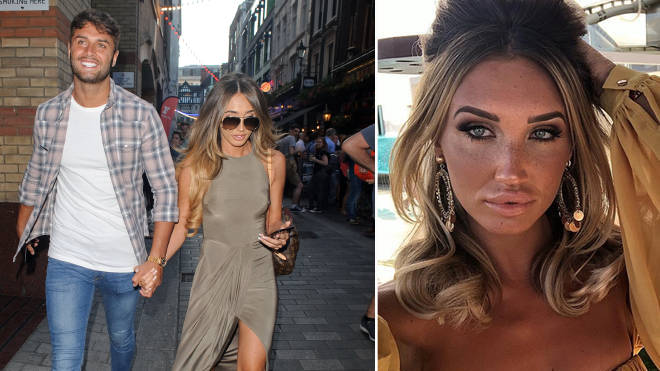 Megan McKenna has shared a heartbreaking statement about Mike Thalassitis