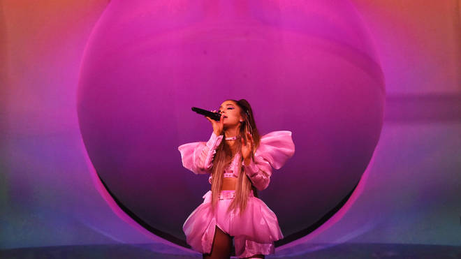 Ariana Grande's revealed the full setlist to her 'Sweetener' World Tour