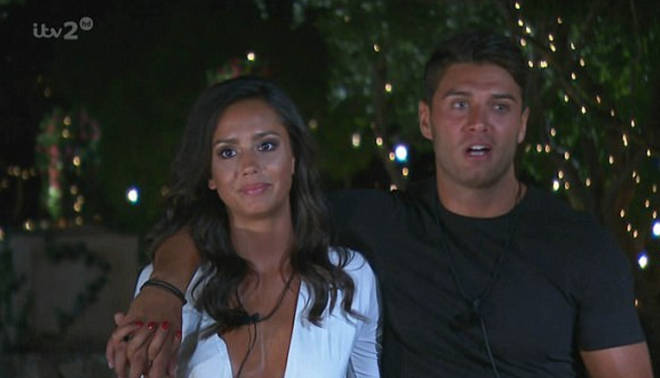 Tyla Carr and Mike Thalassitis appeared on the 2017 series of Love Island
